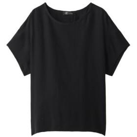 JET ジェット 【JET LOS ANGELES】【ウォッシャブル】バックデザイン テンセルブラウス ブラック
