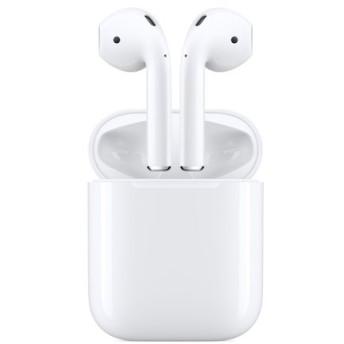 Apple AirPods Bluetooth対応 ワイヤレスイヤホン MMEF2J/A