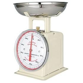 アメリカンキッチンスケール ダルトン 100-061 1kg アイボリー