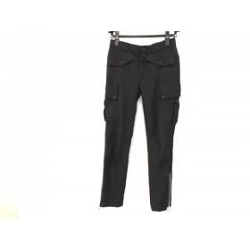 【中古】 マークバイマークジェイコブス MARC BY MARC JACOBS パンツ サイズ0 XS レディース 黒