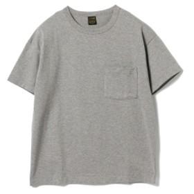 A VONTADE / ポケットTシャツ メンズ カットソー GREY/G L
