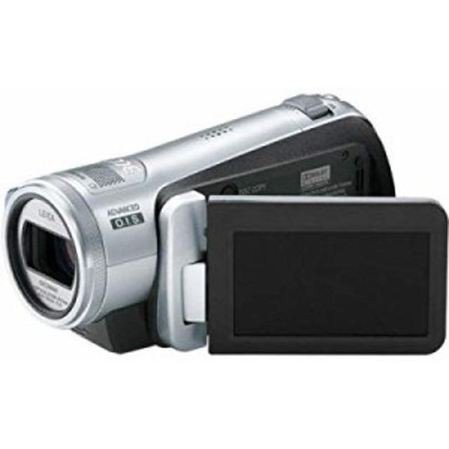 【中古 良品】 Panasonic デジタルハイビジョン SDビデオカメラ SD5 シルバ