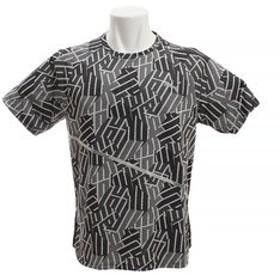【Super Sports XEBIO & mall店:トップス】BND テック 半袖Tシャツ 517997 04 CGRY