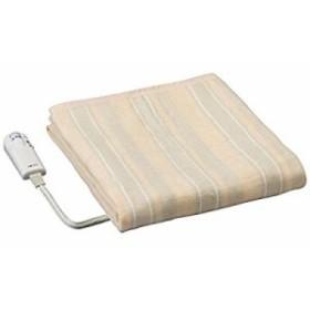 【新品】 広電(KODEN) 電気毛布(掛・敷毛布) 抗菌防臭加工 面切換機能付 M
