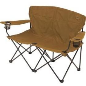 Alpine DESIGN(アルパインデザイン)キャンプ用品 ファミリーチェア ペアアクションチェア AD-S19-015-043 コヨーテブラウン