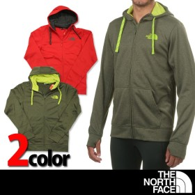 ノースフェイス THE NORTH FACEメンズ パーカーブラックThe North Face Half Dome Full-Zip Hoodie fa33