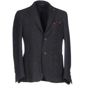 《期間限定セール開催中!》JERRY KEY メンズ テーラードジャケット 鉛色 56 バージンウール 70% / ポリエステル 30%