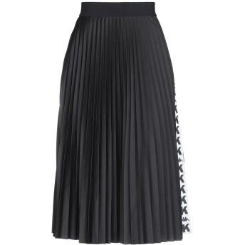 《セール開催中》KAPPA KONTROLL レディース 7分丈スカート ブラック XS ポリエステル 100%