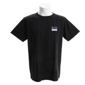 【Super Sports XEBIO & mall店:トップス】ジュニア DECAL CUT 半袖Tシャツ AJ011205 BLK