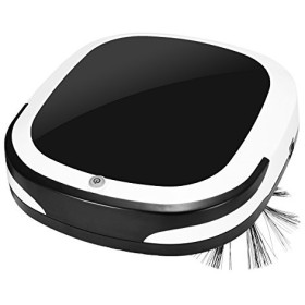 ロボット掃除機 HOCOSY 自動 智能 スマート コードレス 充電式クリーナー 小型 水拭き ブラシ 静音 強力 USB充電式 長時間清掃 衝撃防止感知センサー