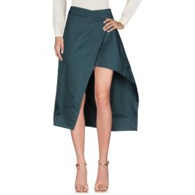 《セール開催中》MARNI レディース 7分丈スカート ディープジェード 38 コットン 100%