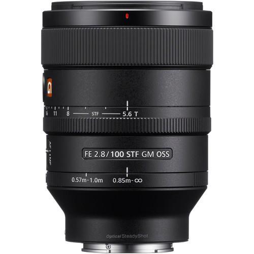 SONY SEL100F28GM  頂級 G Master 全片幅中距望遠定焦 鏡頭
