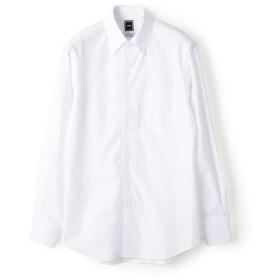 シップス SD:カラミ イタリアンボタンダウン シャツ(ホワイト) メンズ ホワイト 40 【SHIPS】