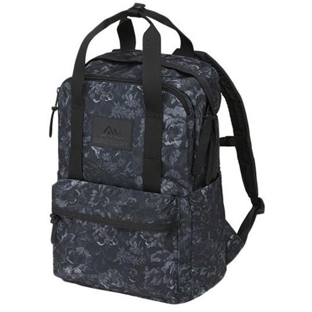 グレゴリー(GREGORY) デイパック イージーピージーデイ ブラックタペストリー 1038697535 バックパック リュックサック バッグ 鞄