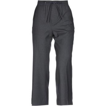 《セール開催中》MIU MIU レディース パンツ 鉛色 40 バージンウール 100%