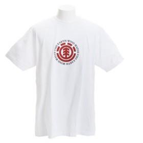 【Super Sports XEBIO & mall店:トップス】【オンライン特価】 SEAL 半袖Tシャツ AJ021202 WHT