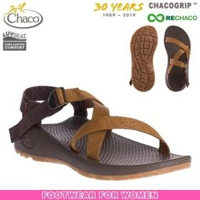 チャコ Chaco ウィメンズ Zクラウド30thアニバーサリー コニャック 女性用 サンダル スポーツサンダル
