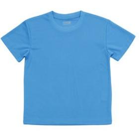 【Super Sports XEBIO & mall店:トップス】ドライプラス UV半袖 Tシャツ 865PG9CD9296 BLU