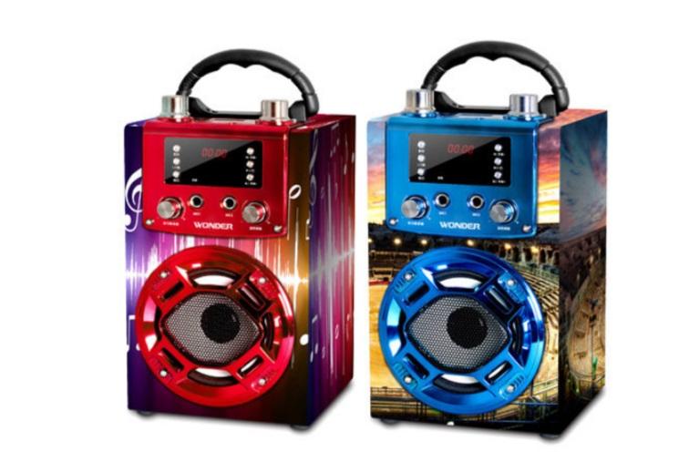 旺德 WS-T023U 藍牙KTV音響  可播放藍牙/USB/SD/MP3/FM收音機