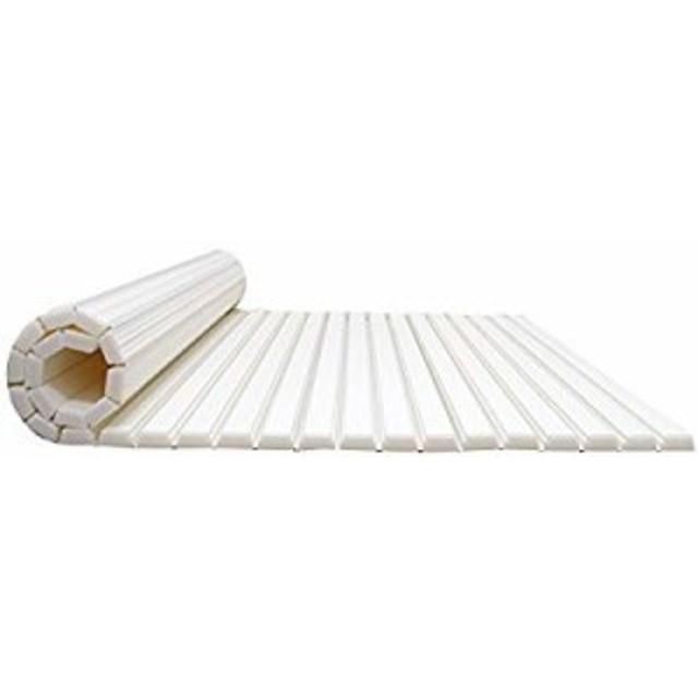 【新品】 東プレ お風呂のふた シャッター式風呂ふた 75×150cm ホワイト L