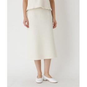 DRESSTERIOR / ドレステリア コットンリツイードIラインスカート