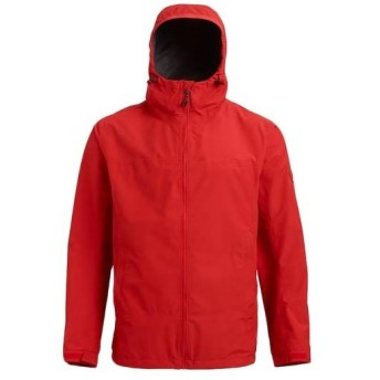 バートン(BURTON) メンズ ジャケット MB GORE PACKRTE JK AURA RED 17767104600 アウター シェルジャケット フード カジュアル スポーツ