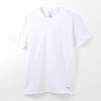 3枚組 クルーネックTシャツ 19SS チャンピオン(CM1EN701T)【5400円以上購入で送料無料】