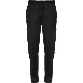 《期間限定セール開催中!》MARCELO BURLON メンズ パンツ ブラック XS ポリエステル 55% / コットン 45% / レーヨン
