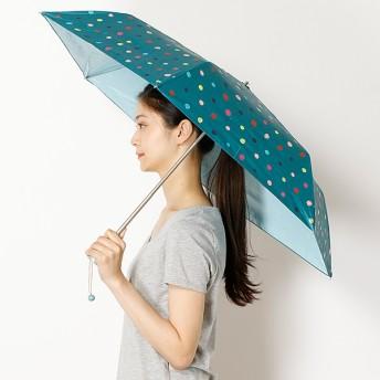 [マルイ]【セール】【折りたたみ日傘3段折】【遮光&UV遮蔽率99%以上/遮熱】nani IRO Textile晴雨兼用/エスタ(estaa)