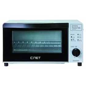 【中古品】C:NET オーブントースター/ ブルー SOT901LBL