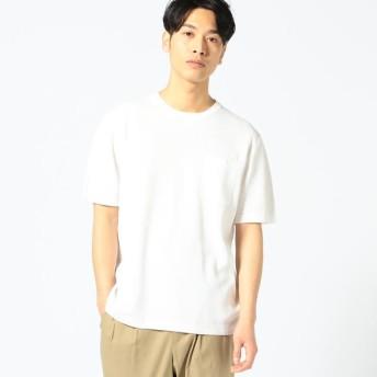 [マルイ]【セール】B:MING by BEAMS / 和紙混 ミラノリブTシャツ/ビーミングライフストア(メンズカジュアル)(Bming lifestore MC)