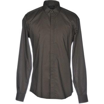 《期間限定 セール開催中》ANTONY MORATO メンズ シャツ ドーブグレー 44 コットン 100%