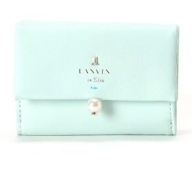 [マルイ] シャペル【新型】 三つ折り財布/ランバンオンブルー(LANVIN en Bleu)