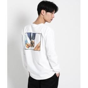 Dessin / デッサン LEFTY ART ロングTシャツ