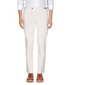 《期間限定 セール開催中》PT01 メンズ パンツ ホワイト 46 コットン 98% / ポリウレタン 2%