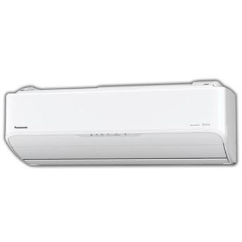 パナソニック14畳向け 自動お掃除付き 冷暖房インバーターエアコンKuaL Eolia(エオリア) CAE7シリーズクリスタルホワイトCS409CAX2E7S