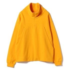 PRE_ / 別注 カンガルーポケット スウェットシャツ◎ メンズ スウェット GOLD XL