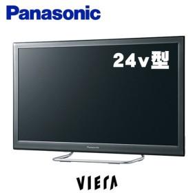【送料無料】パナソニック TH-24ES500-S ダークシルバー 24V型 ハイビジョン液晶テレビ VIERA【Panasonic th24es500 ビエラ】