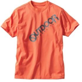 アウトドアプロダクツ(OUTDOOR PRODUCTS) 半袖プリントTシャツ Tシャツ・カットソー