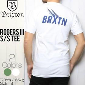 [クリックポスト対応] BRIXTON ブリクストン ROGERS III S/S STANDARD TEE 半袖Tシャツ 06935