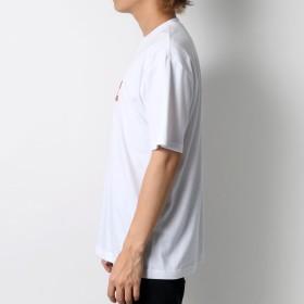 Tシャツ - MARUKAWA Dickies Tシャツ メンズ 夏 ボックス ロゴ プリント 半袖 ホワイト/ブラック M/L/XL【 ティーシャツ 迷彩 カモフラストリート アメカジ カジュアル ワーク】