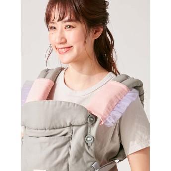 【ANGELIEBE/エンジェリーベ】【日本製】【niva】フリリーサッキングパッド ピンク