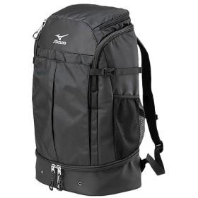 ミズノ(MIZUNO) ワーキングバックパック 40L ブラック C3JDB901 09 バッグ リュック 鞄 かばん