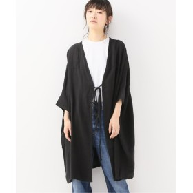 journal standard luxe 【MATERICA/マテリカ】 wide gawn coat◆ ブラック S