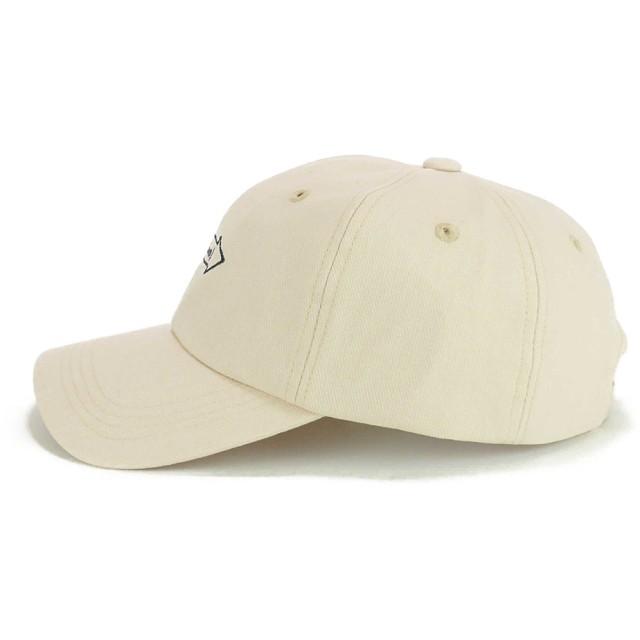 キャップ - Smart Hat Factry <春夏新作>サインボードローキャップ ヤング 帽子