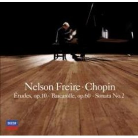 Chopin ショパン / ピアノ・ソナタ第2番、舟歌、練習曲集作品10 フレイレ【CD】