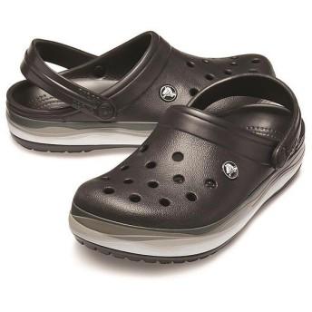 crocs クロックス CROCBAND WAVY BAND CLOG 205573