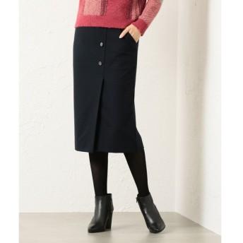 TRANS WORK / トランスワーク 【美Skirt】【ウォッシャブル】チェルビックタイトスカート