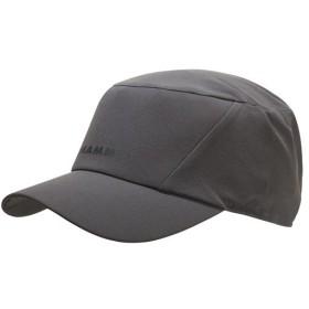 マムート(MAMMUT) キャップ Pokiok Cap ファントム 1191-00012-00150 帽子 日よけ UV アウトドア アクセサリー