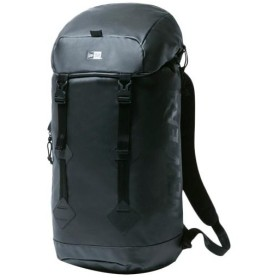 ニューエラ(NEWERA) ラックサック RUCKSACK TARPAULIN N プリントロゴ/ブラックターポリン×ブラック 11901935 バックパック リュックサック バッグ 鞄